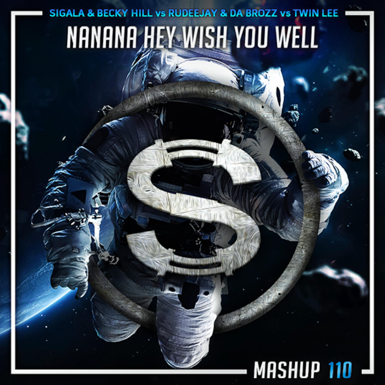 Sigala x Becky Hill vs Rudeejay x Da Brozz vs Twin Lee - Nanana Hey Wish You Well (Da Sylva mashup)
