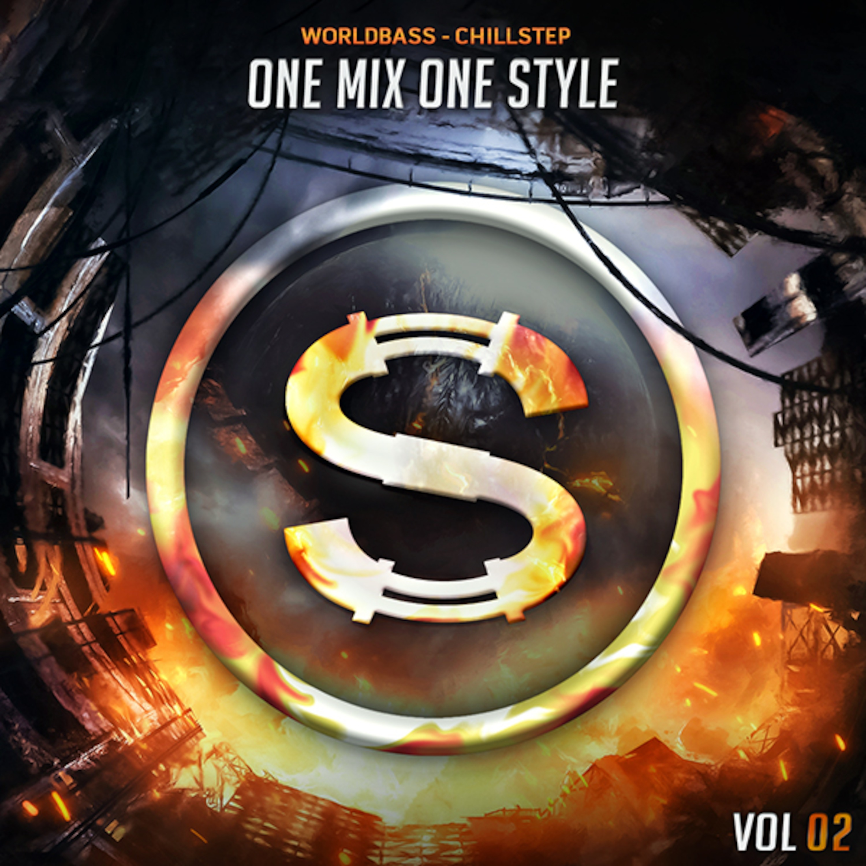 DA SYLVA - One Mix One Style VOL.2 (WorldBass - ChillStep)