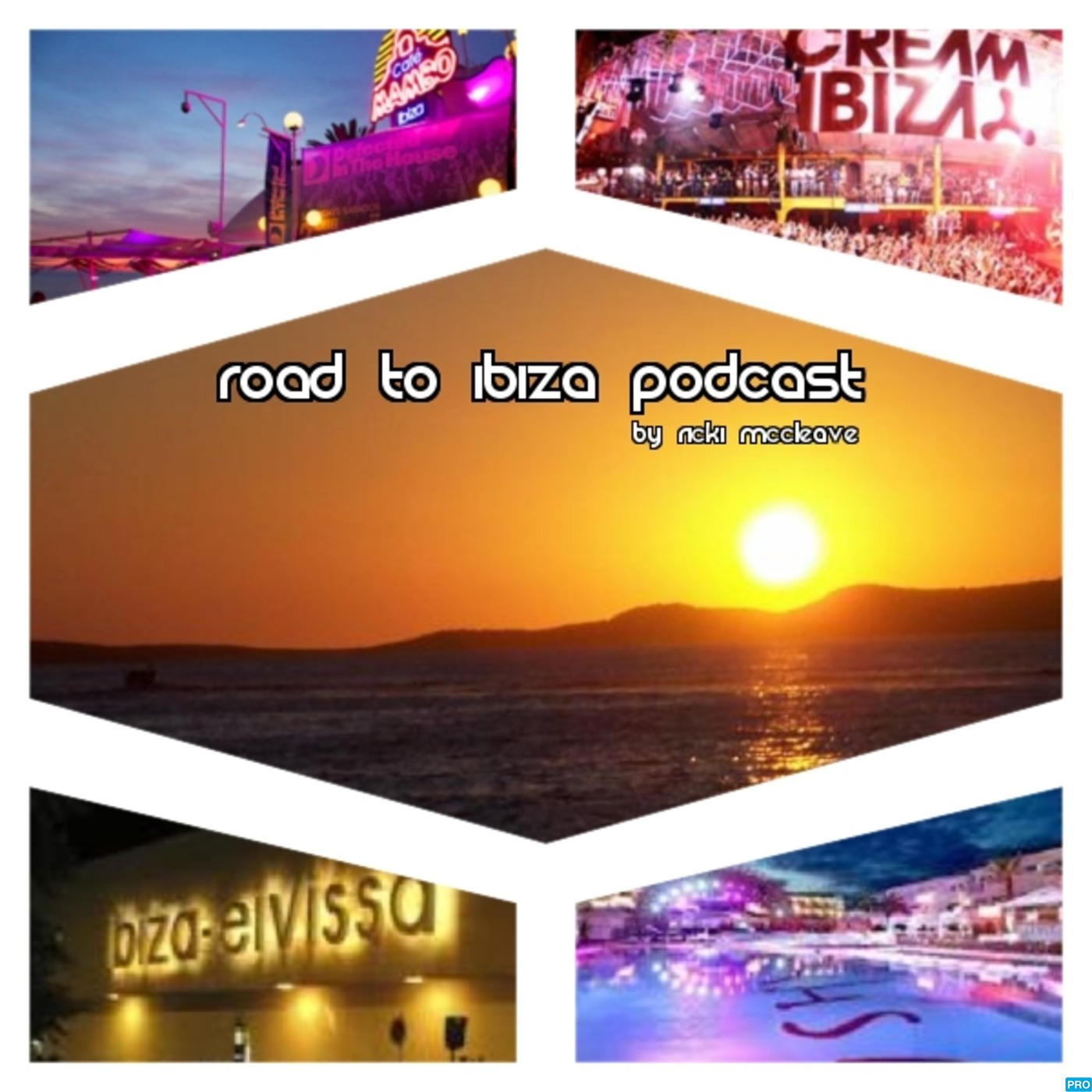 Road To Ibiza by Ricki McCleave