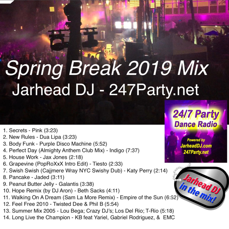 Spring Break 2019 Mix