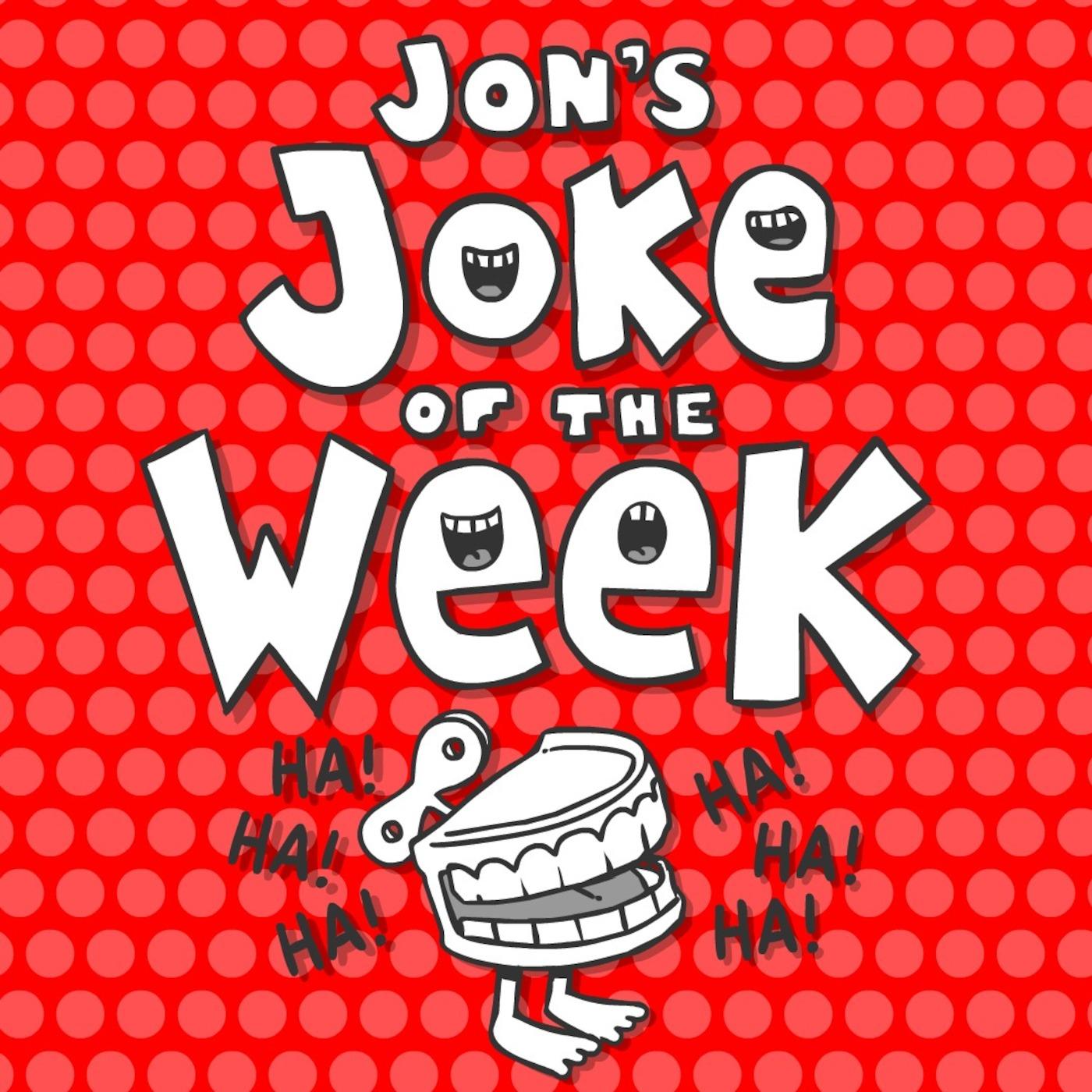Jon's Joke of the Week