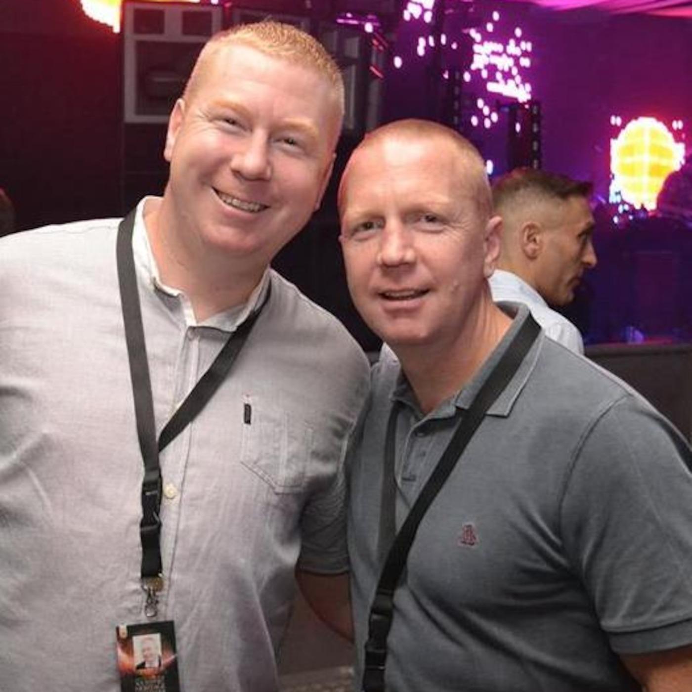 04 09 19 DJ ROSS MILLER AND DJ SCOTT MILLER BK2BK ON FUNKY