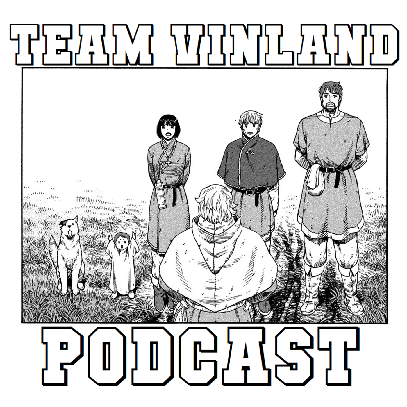 Team Vinland - Vinland Saga Chapter 125 Review and Theory Podcast