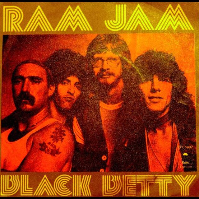 ผลการค้นหารูปภาพสำหรับ ram jam - black betty