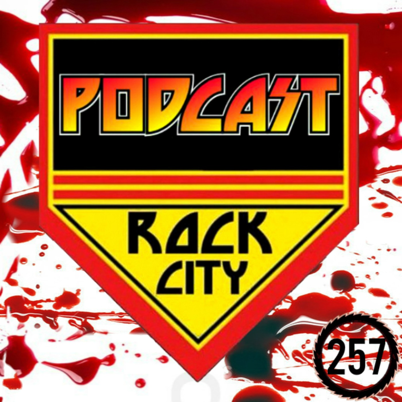 PODCAST ROCK CITY Episode 257 Gene's B-DAY And A Ton Of