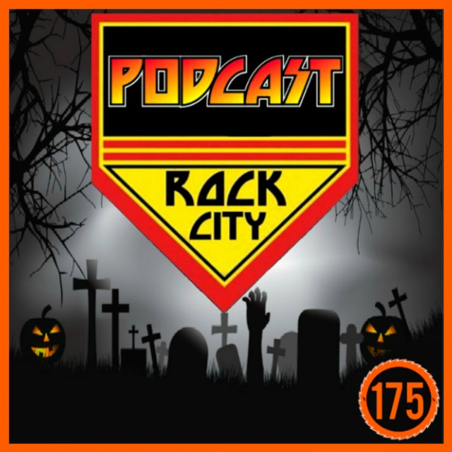 Rock City Halloween 2020 PODCAST ROCK CITY  175  Happy Halloween! Trouble Walkin' at 28!