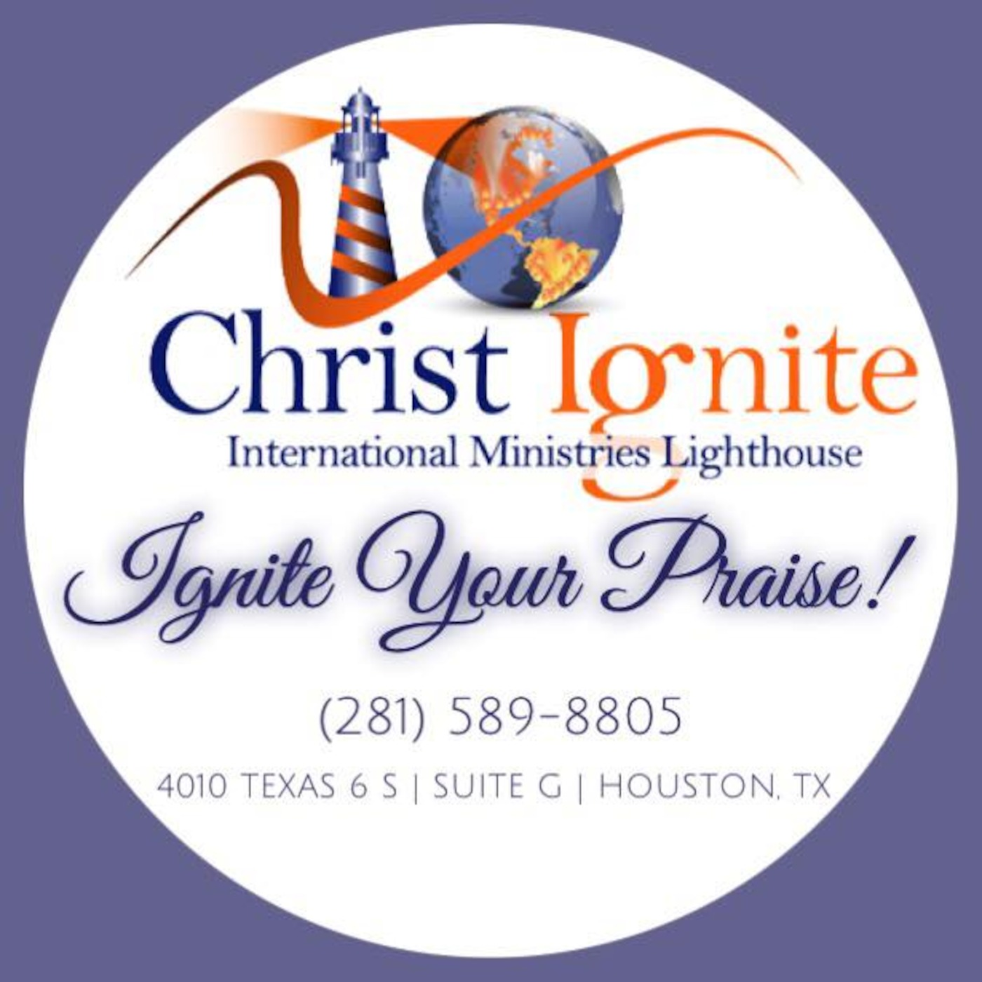 Christ Ignite International Ministries Lighthouse's Podcast