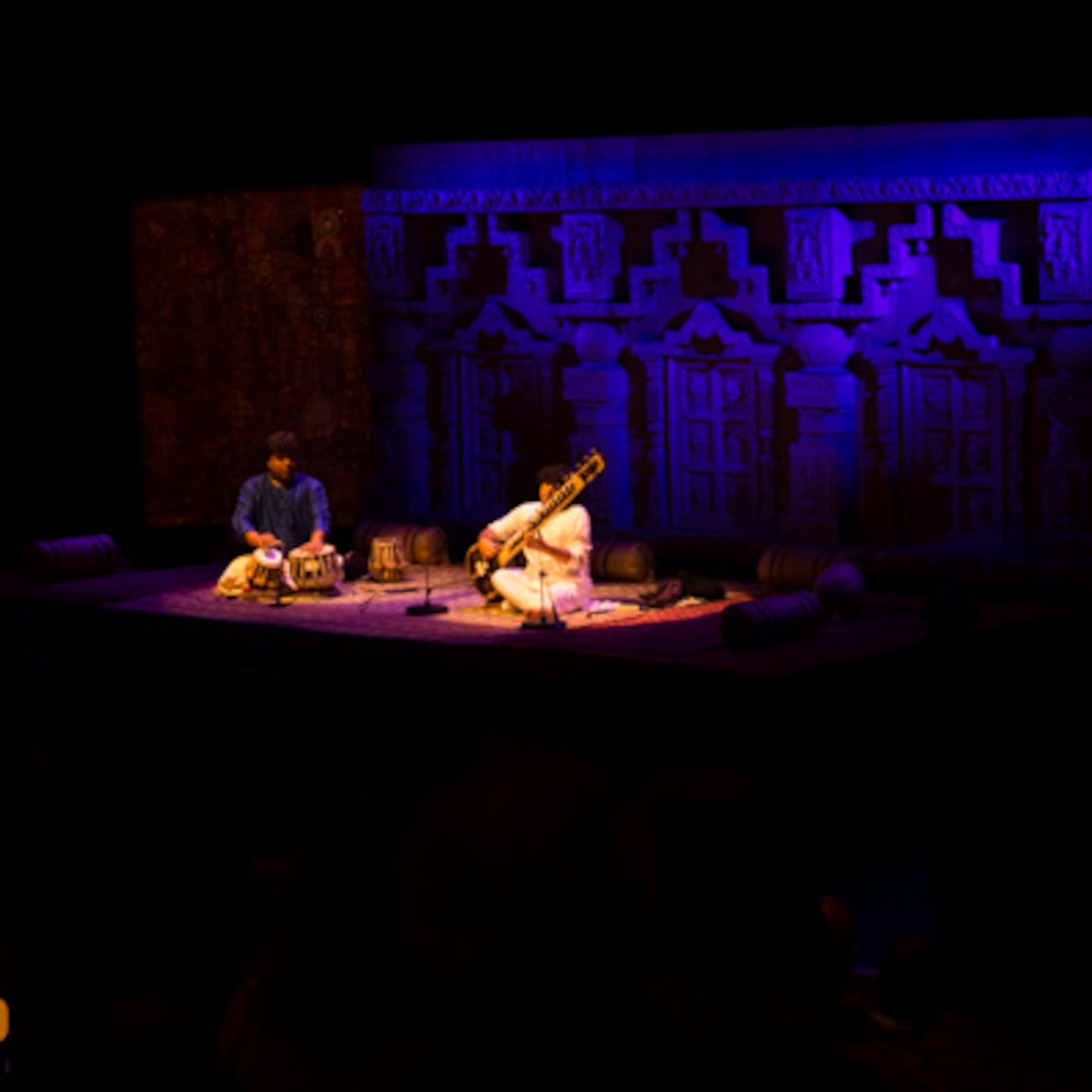 Darbar Festival - Shashank Subramanyam and Niladri Kumar