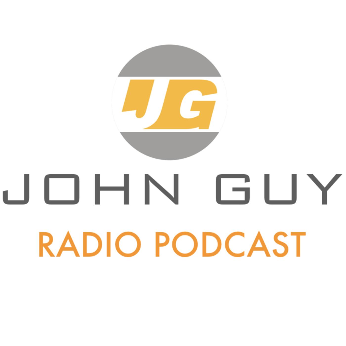 John Guy's Radio Podcast
