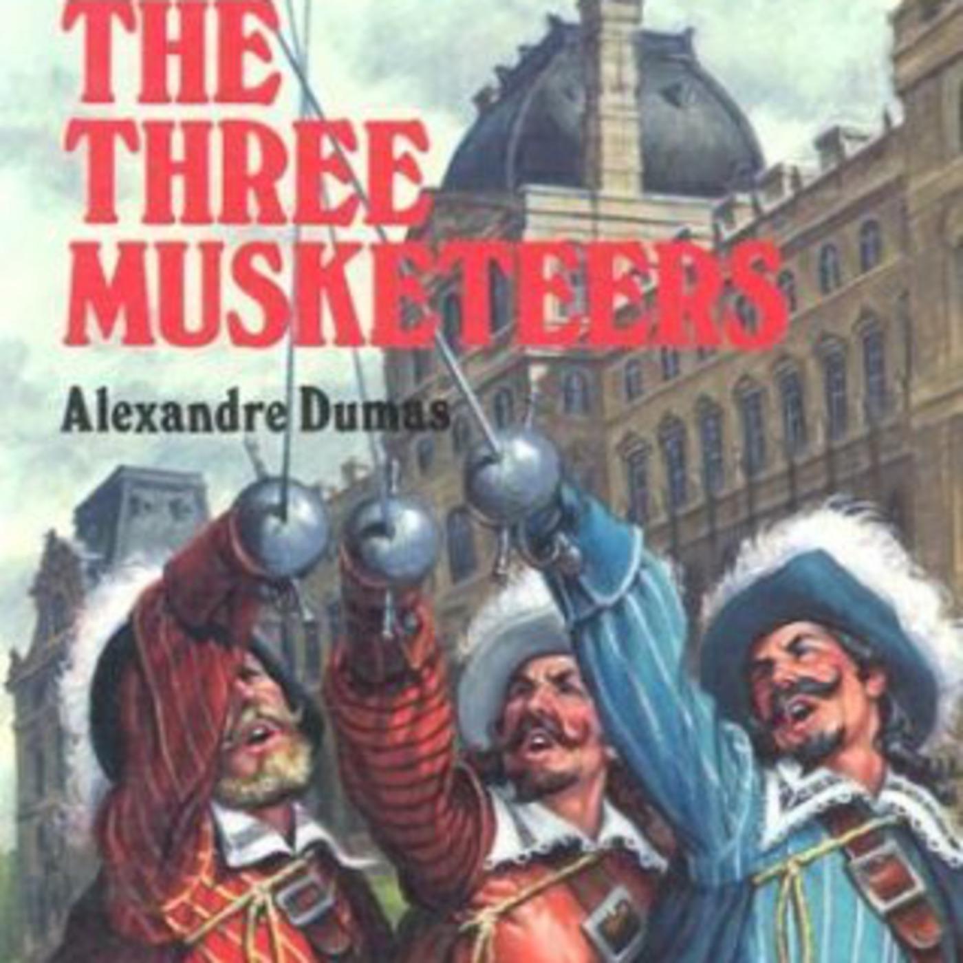 Сколько страниц в романе дюма три мушкетера 13 фотография