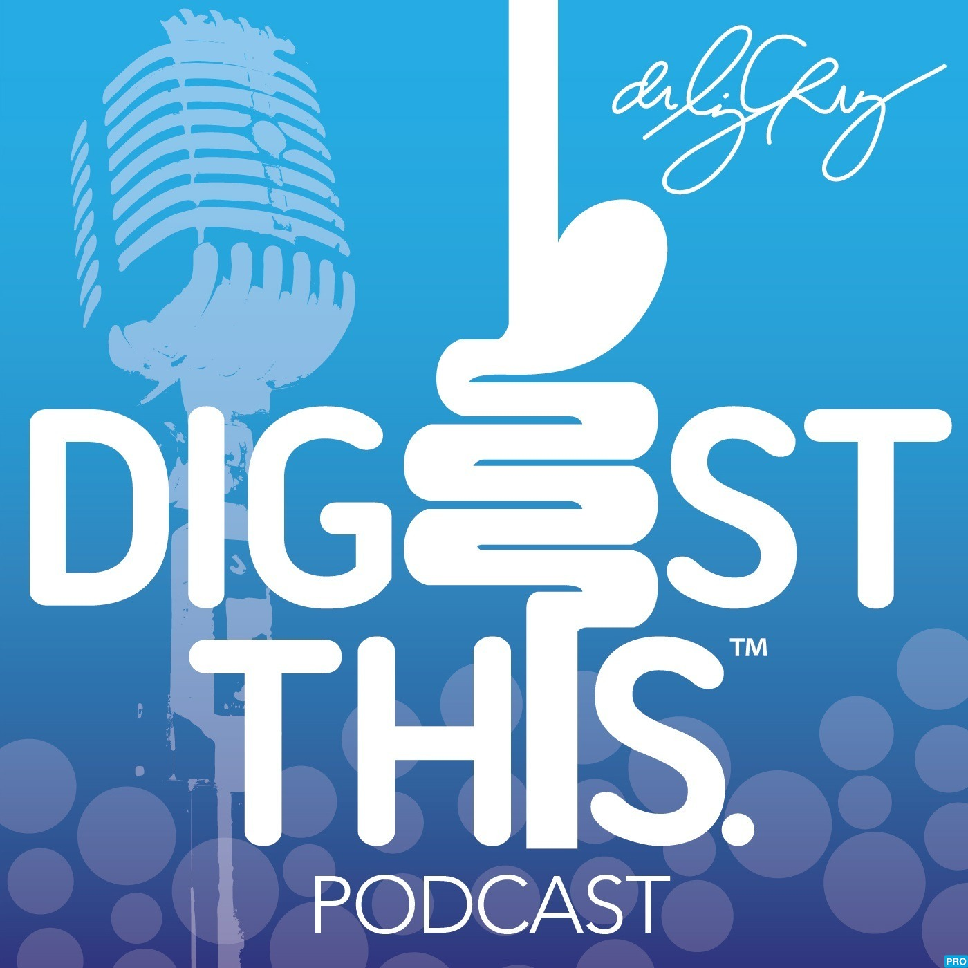 Digest This! Podcast - Dr. Liz Cruz & Tina Nunziato