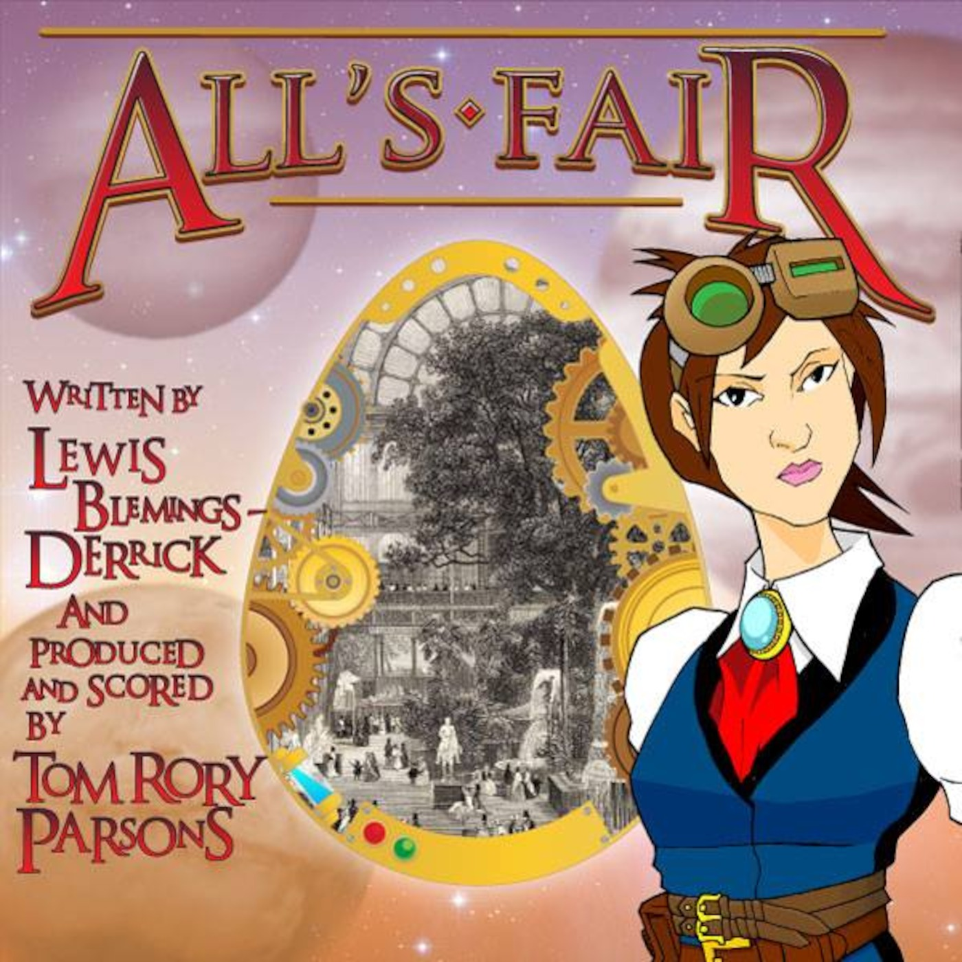 All's Fair Podcast