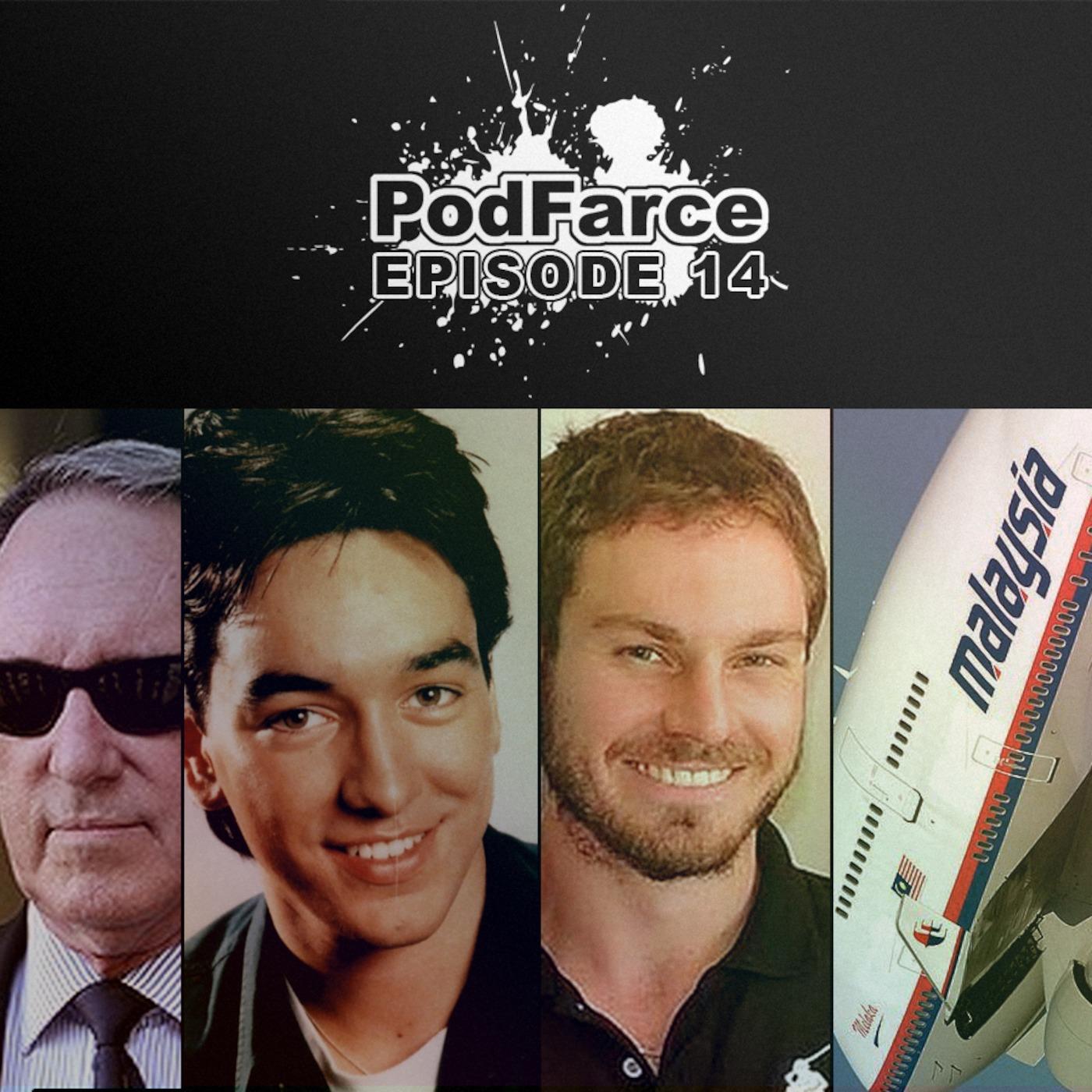 Episode 14 (April 2014) PodFarce podcast