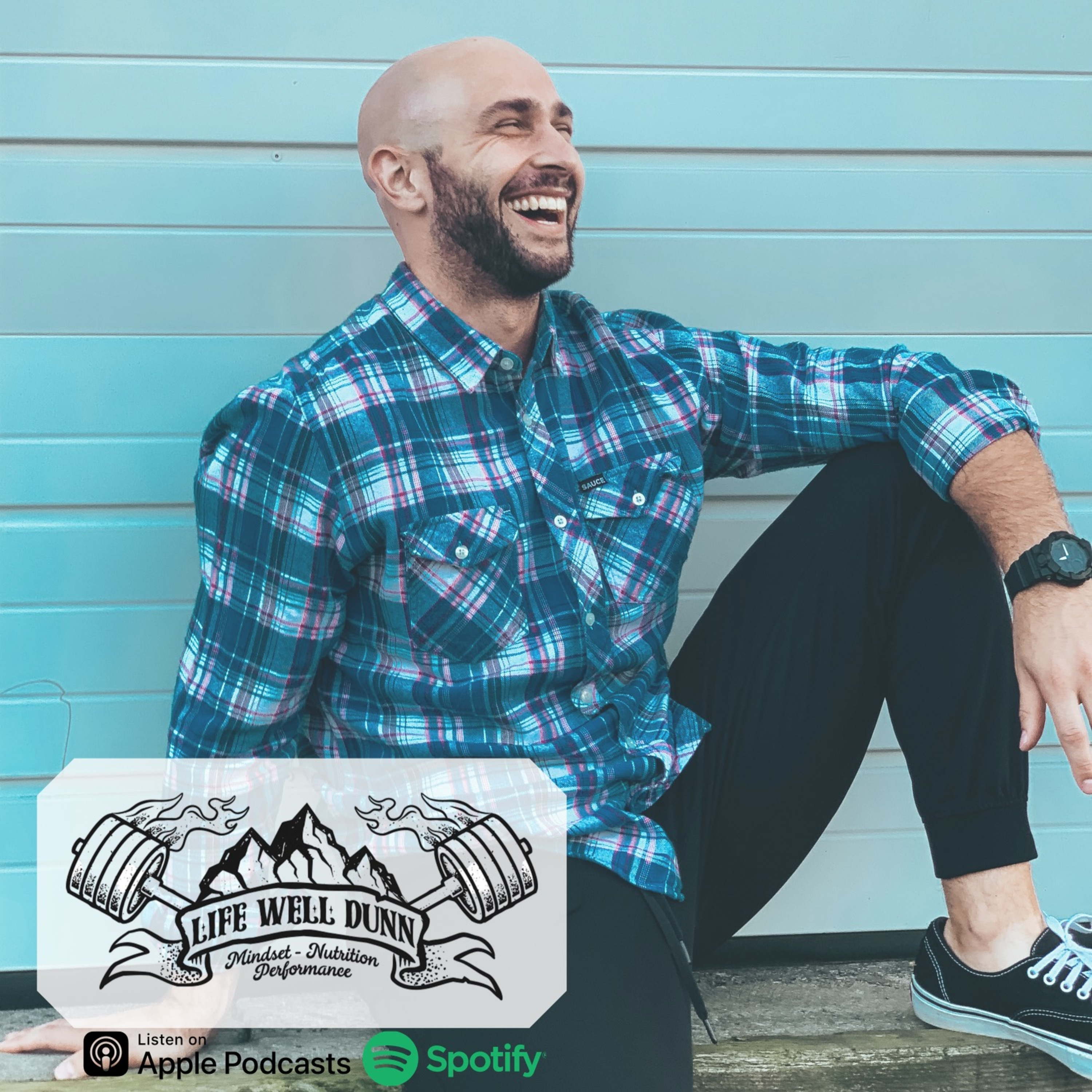 Episode 56: Episode 56: The fear of success with Christopher Bean