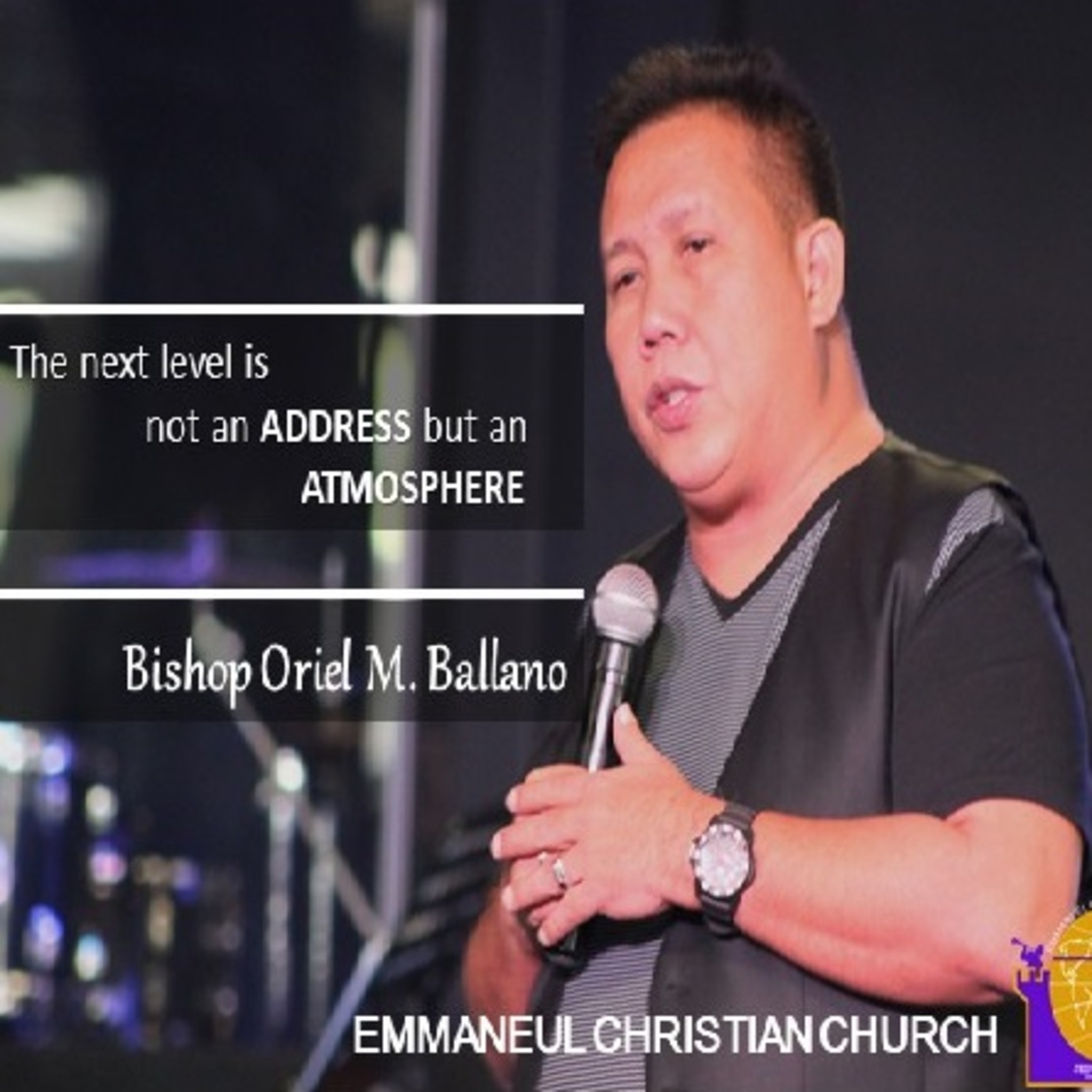 Bishop Oriel M  Ballano - The Gospel Of Christ Apostle