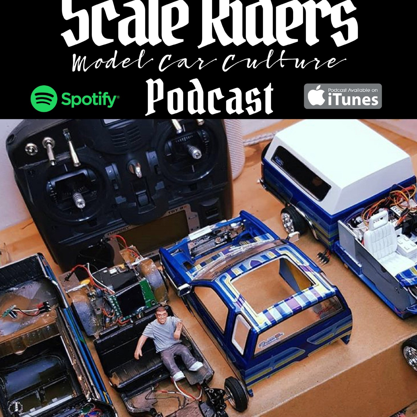 Episode 56: Jevries Scale Riders Model Car Culture podcast
