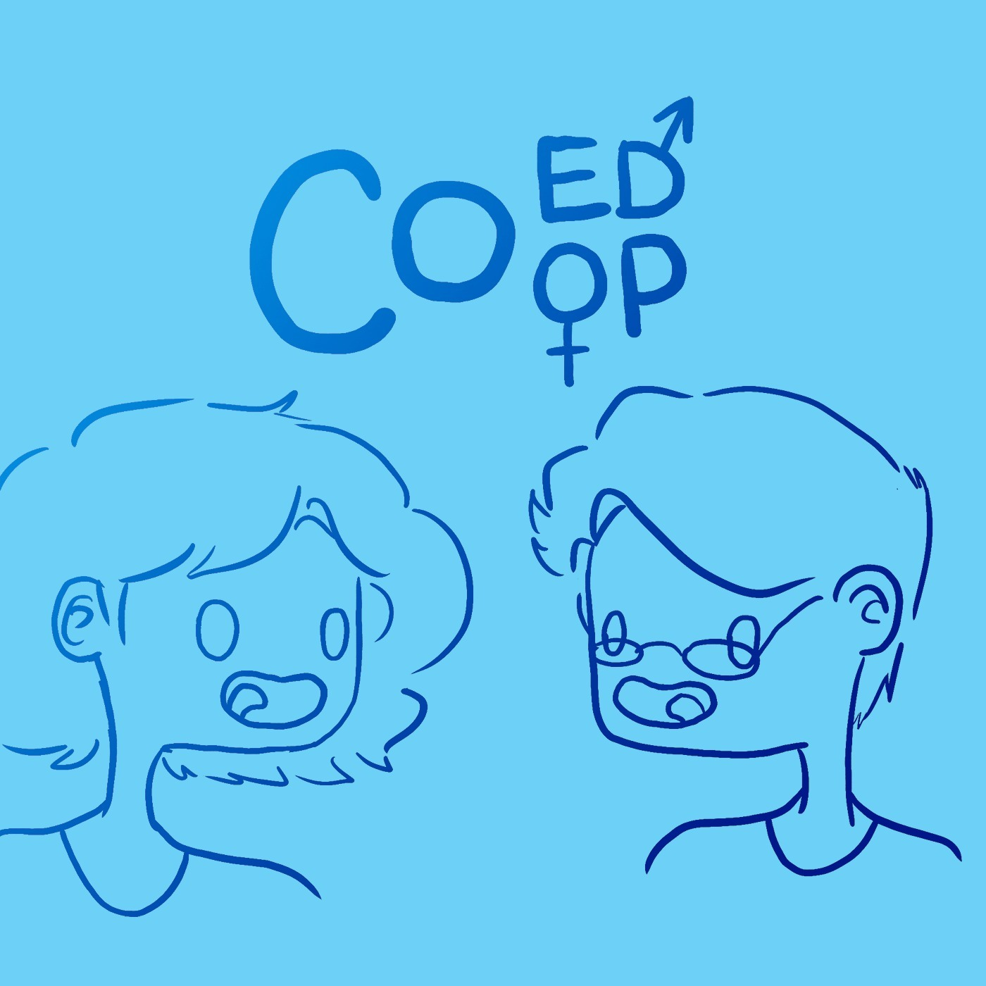 Co-Ed Co-Op's Podcast