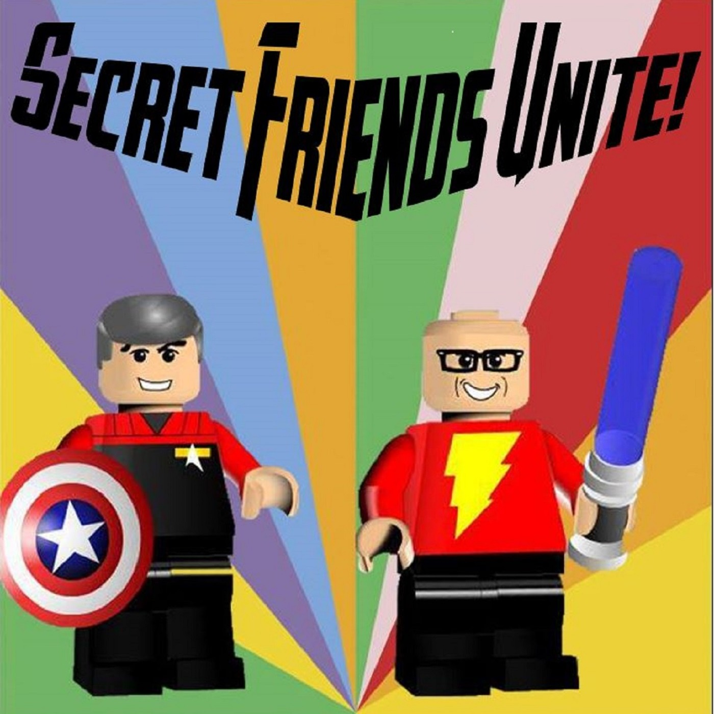 Secret Friends Unite! podcast