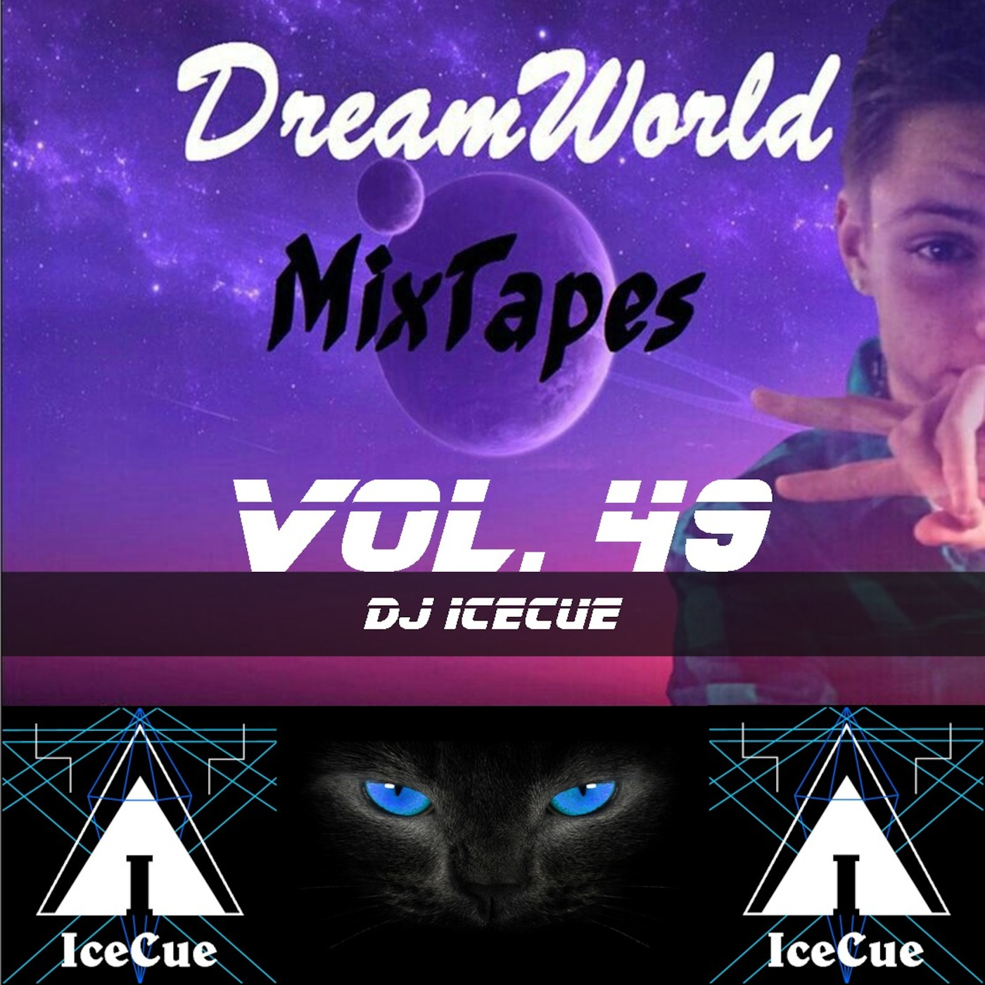 DreamWorld MixTapes - IceCue