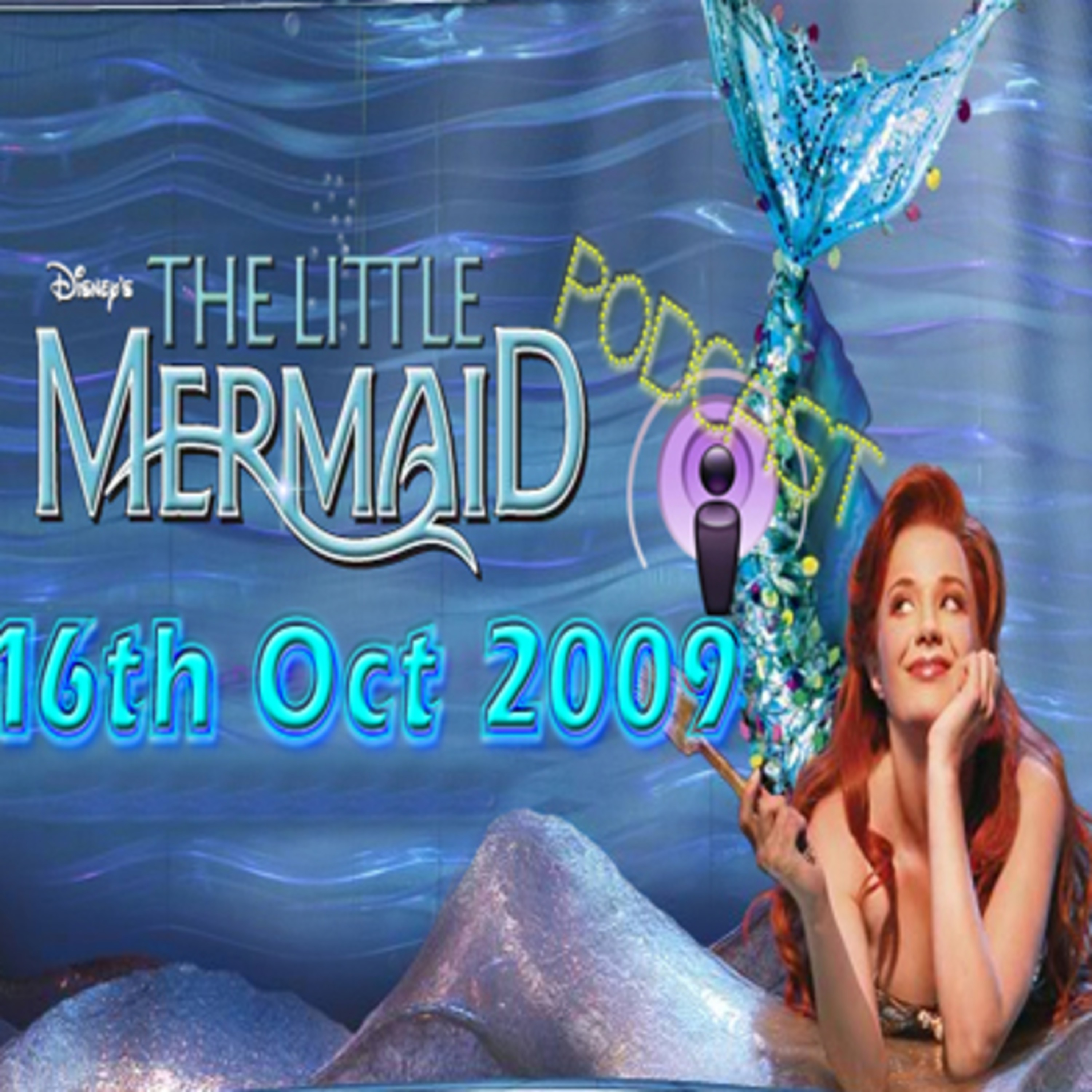Podcast 1 Little Mermaid session