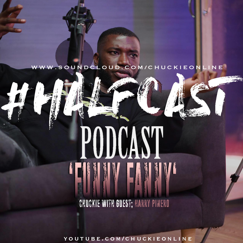 Funny Fanny!! Halfcast podcast