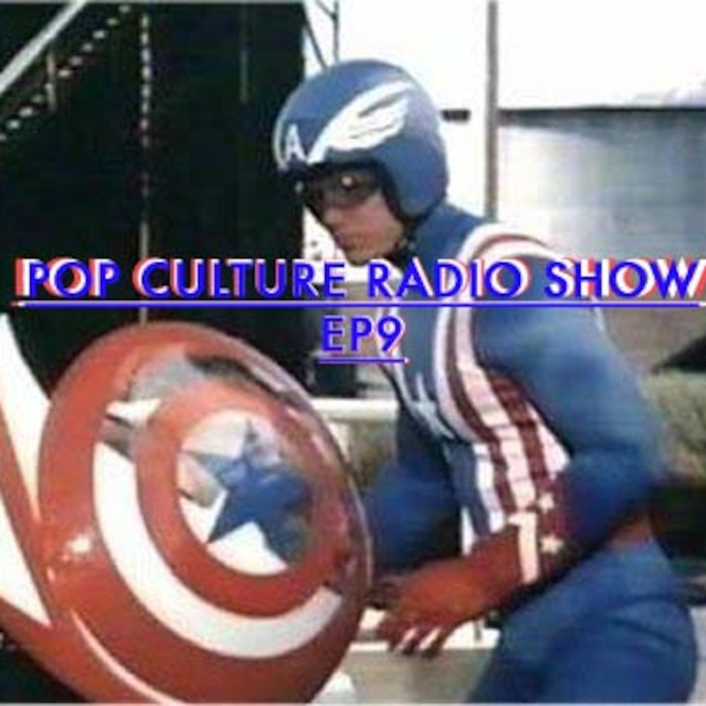 Pop Culture Radio Show