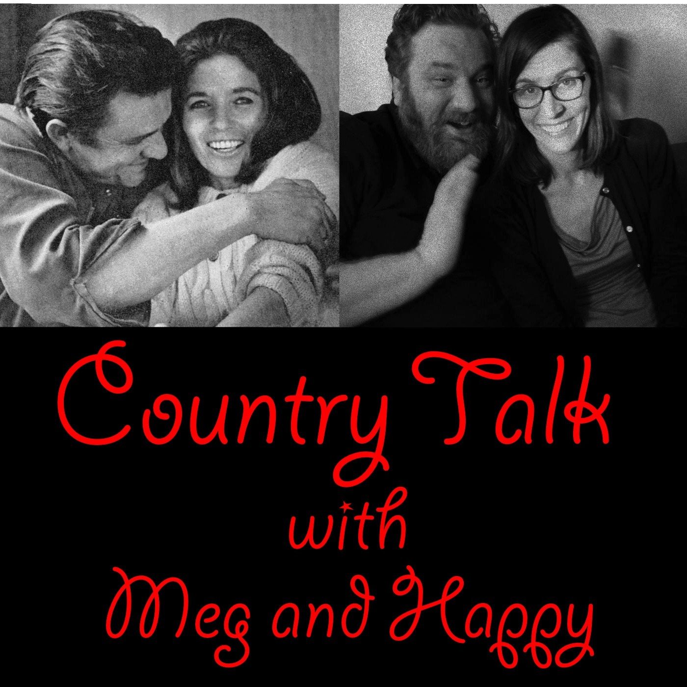 Country Talk with Meg and Happy