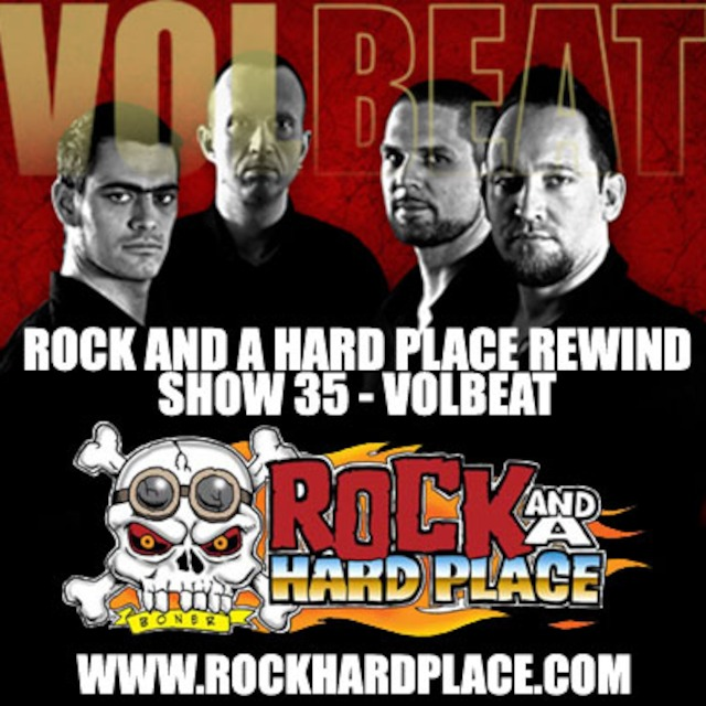 ROCK AND A HARD PLACE-VOLBEAT