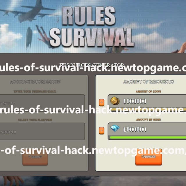 download rules of survival hack