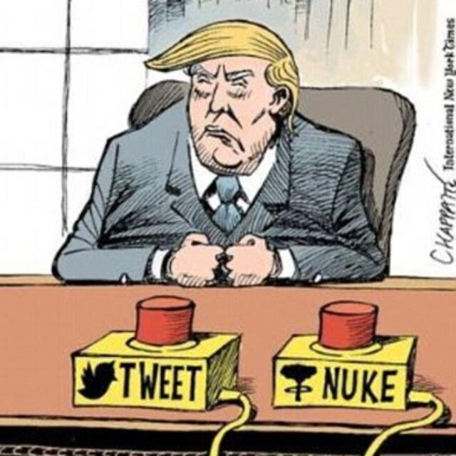 All the President's Nukes