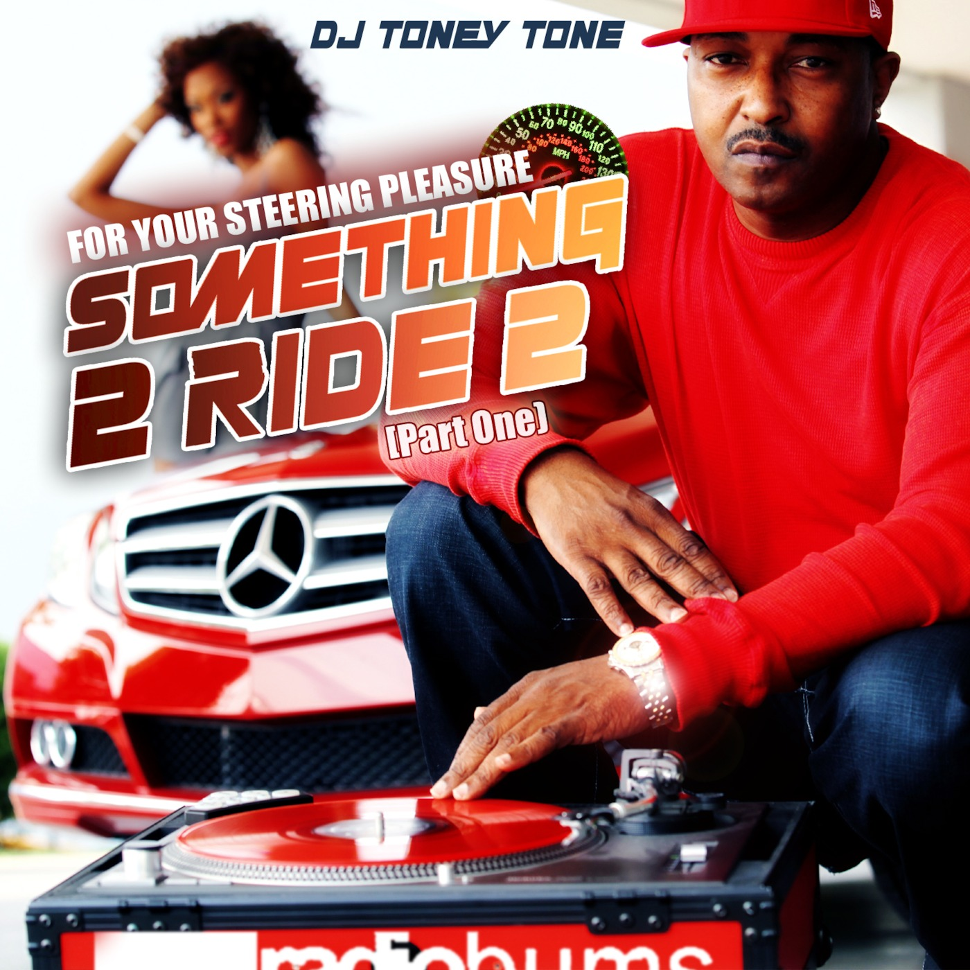 DJ Toney Tone The Radiobum