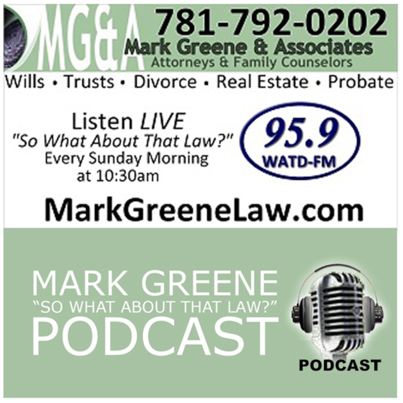 Mark Greene's