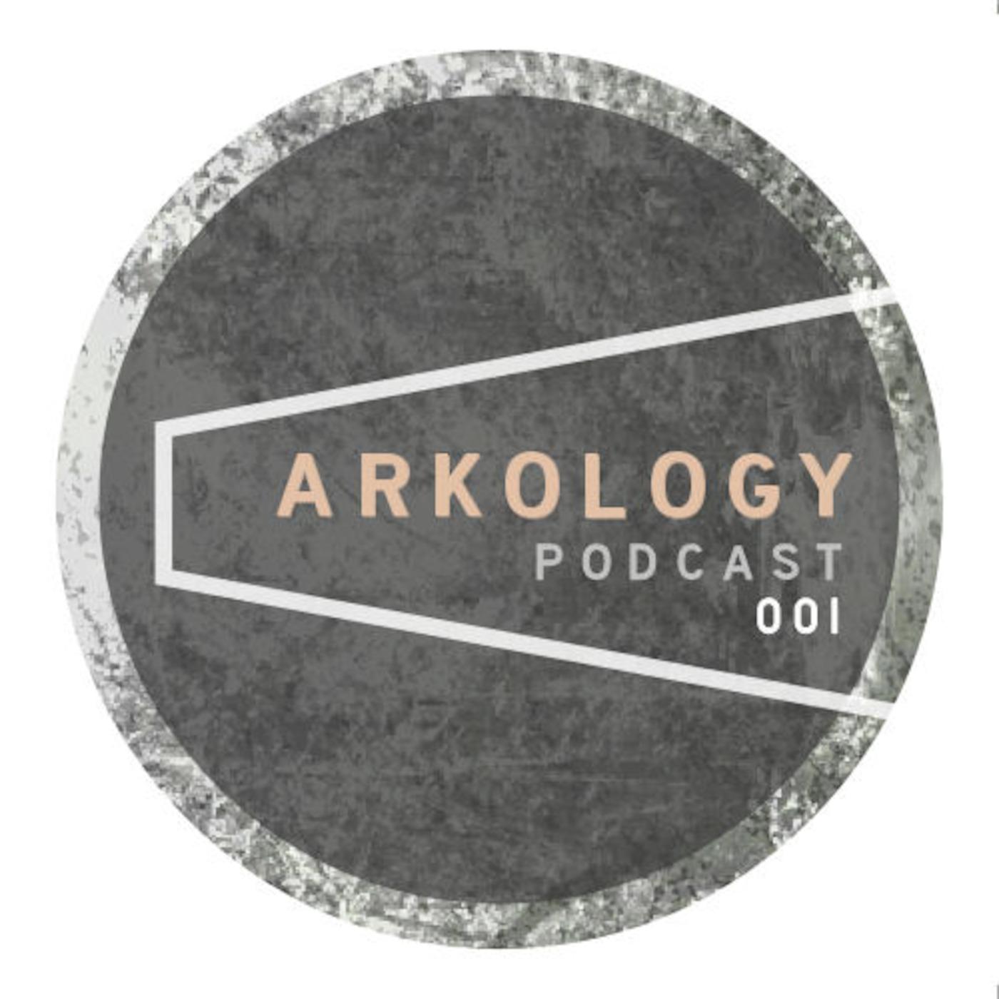 Episode 001 Arkology Radio By Arkadia podcast