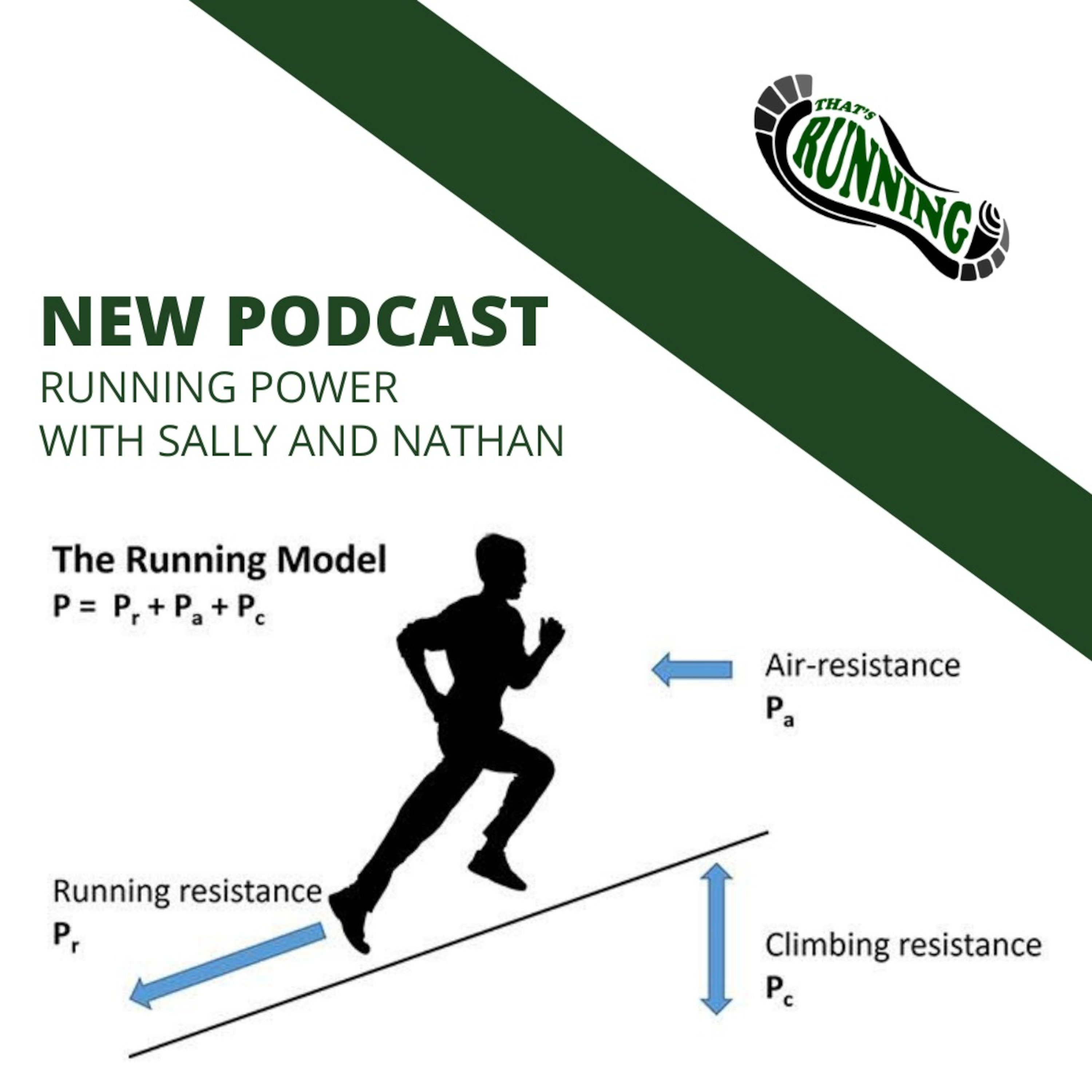 Episode 99: Ep99 - Running Power with Sally and Nathan