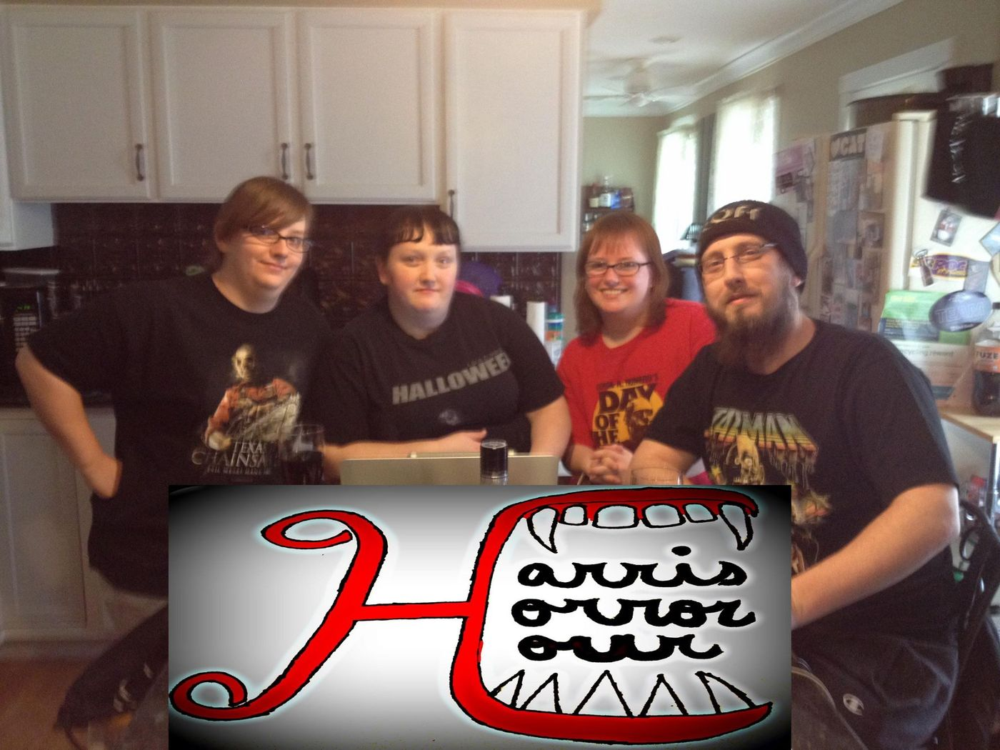 Harris Horror Hour's Podcast