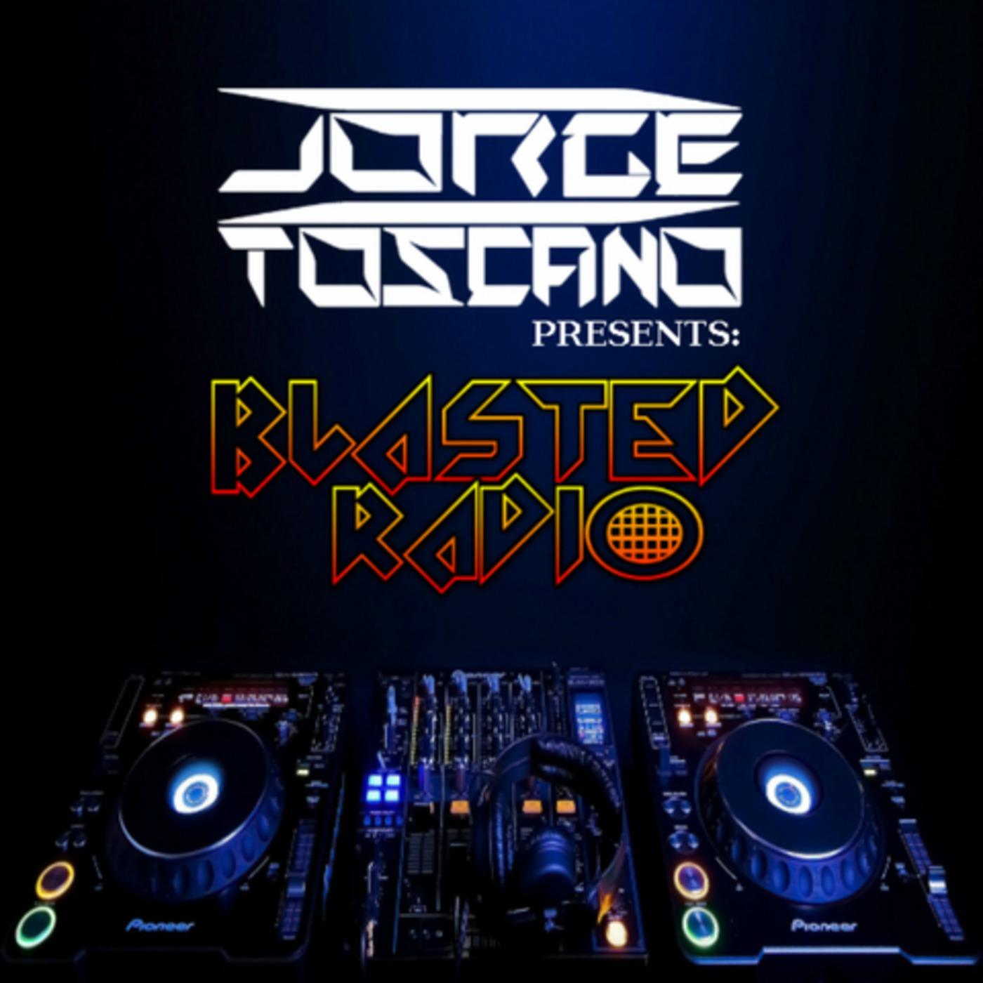 Jorge Toscano's : Blasted Radio
