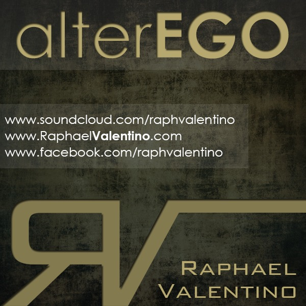 Raphael Valentino's AlterEGO Podcast