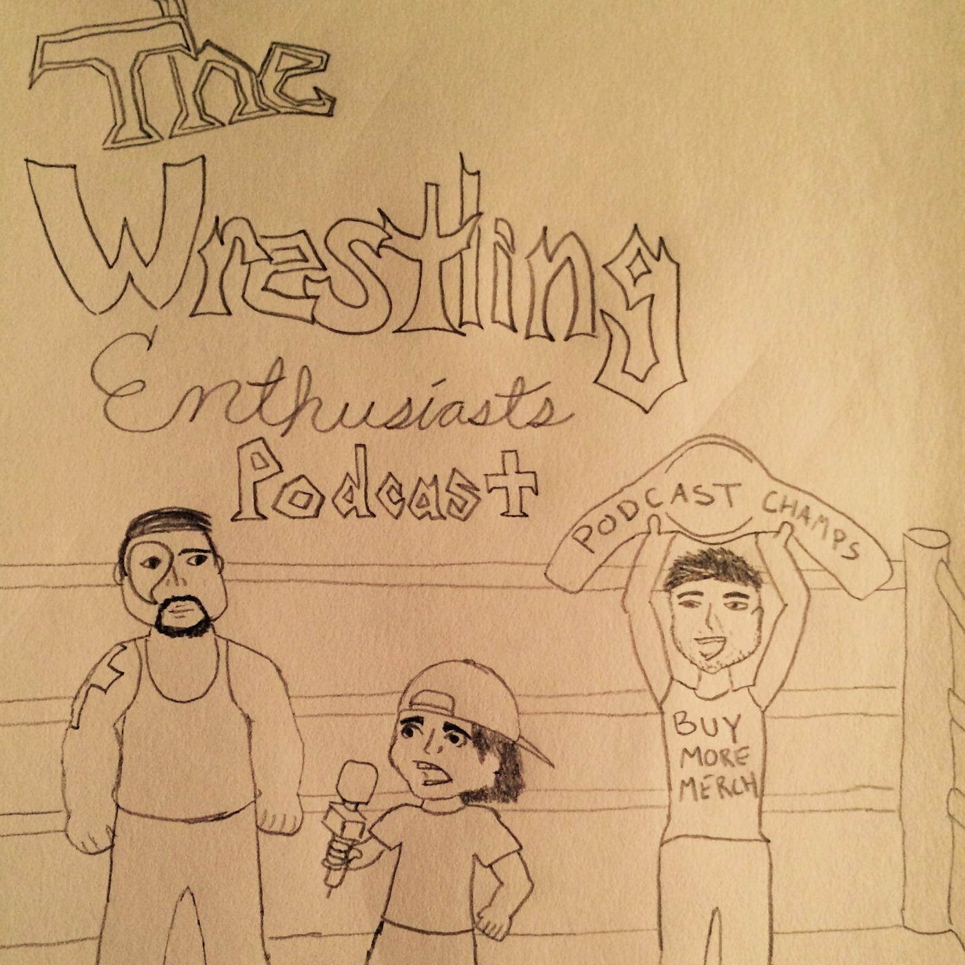 Wrestling Enthusiasts' Podcast