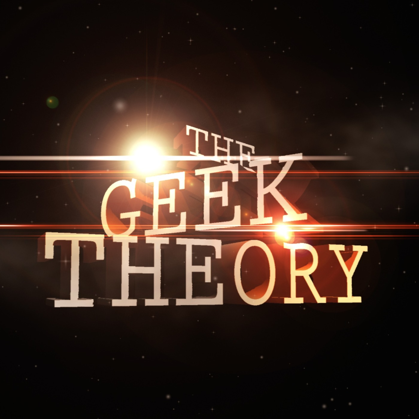 Gay Geek Theory PODCAST
