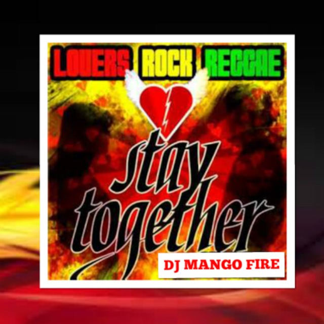 DJ MANGO FIRE real lovers rock reggae culture mix 2013