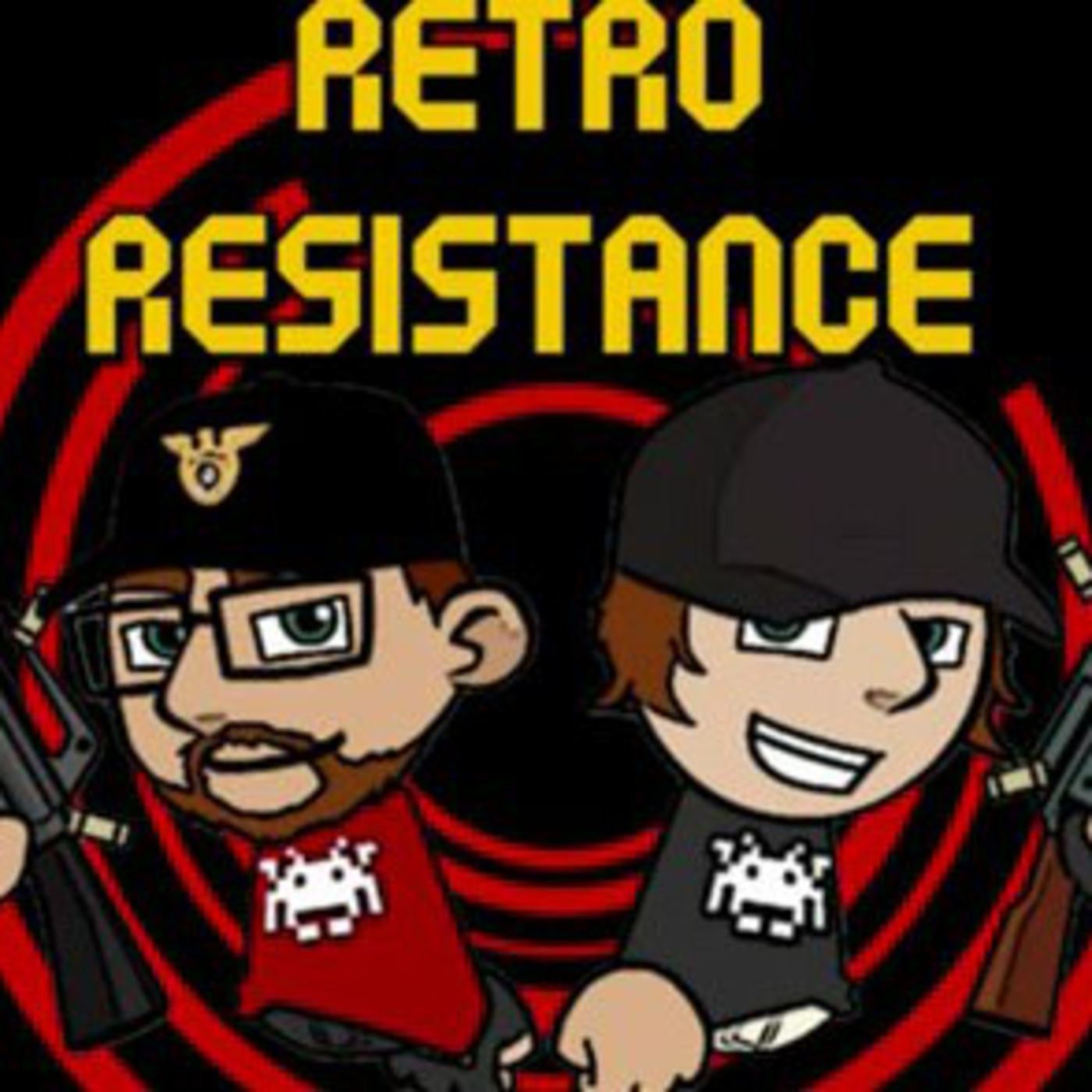 Retro Resistance Podcast