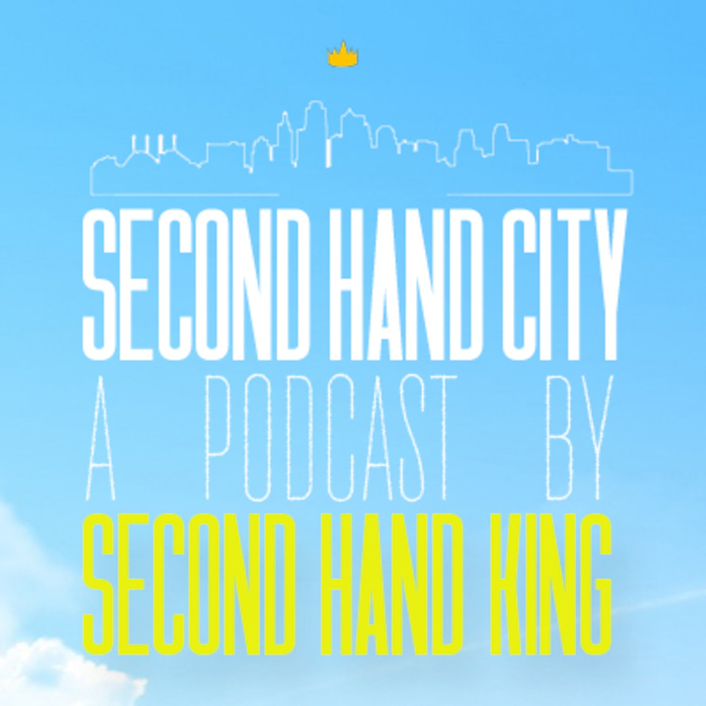 Second Hand King presents: Second Hand City