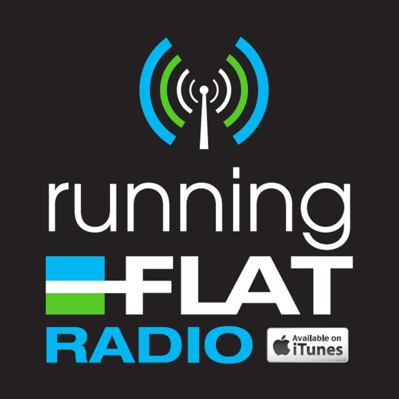 RunningFlat Radio Podcast
