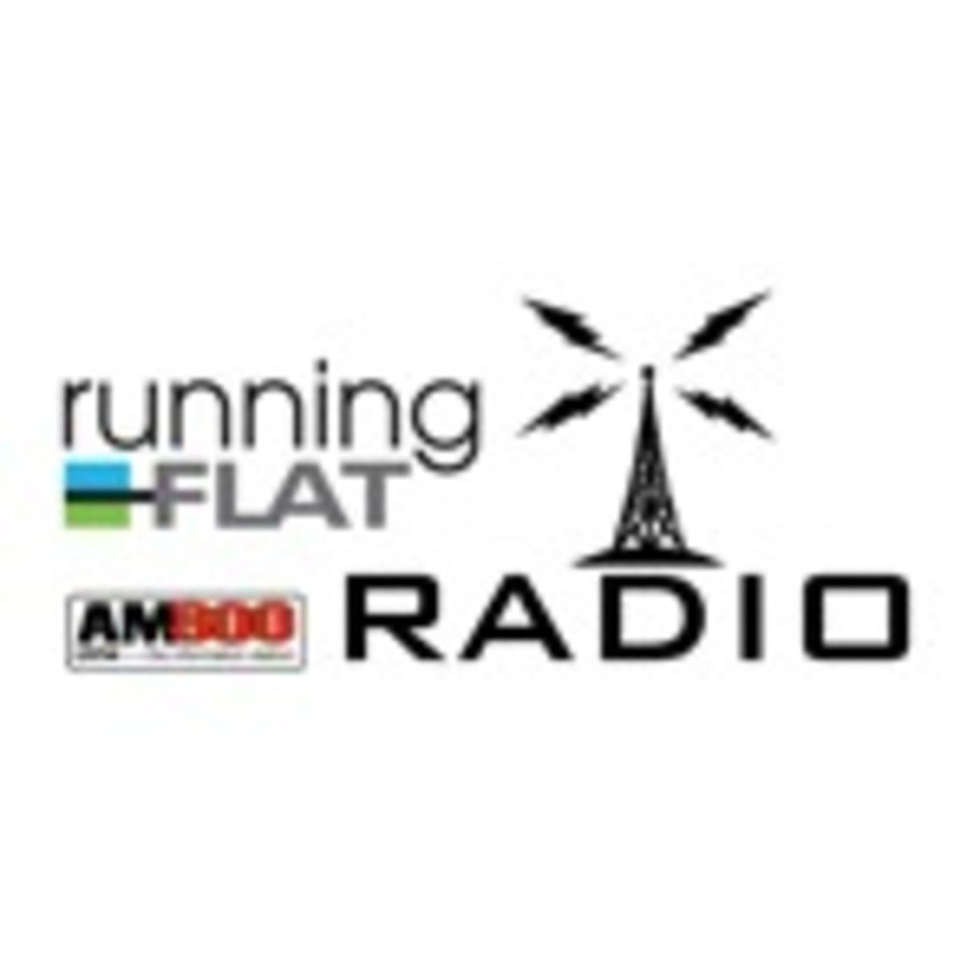 RunningFlat Radio Podcast