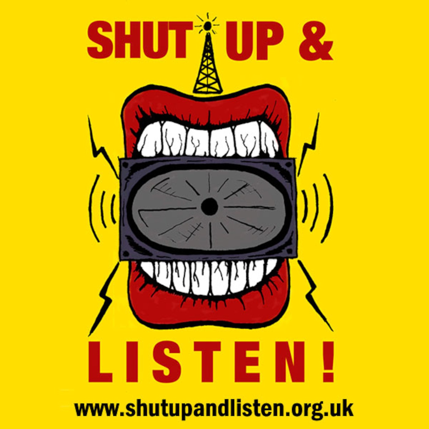 Carousel presents Shut Up and Listen