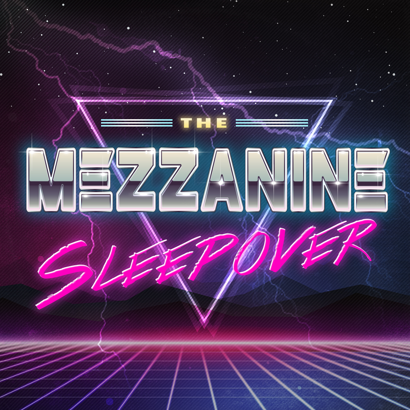 The Mezzanine Sleepover