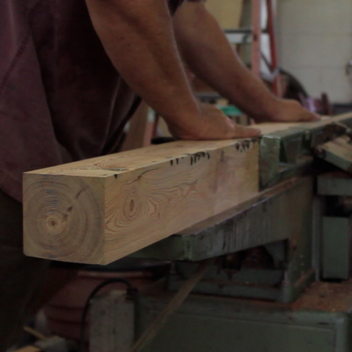 The Inner Workings of Wood Turning