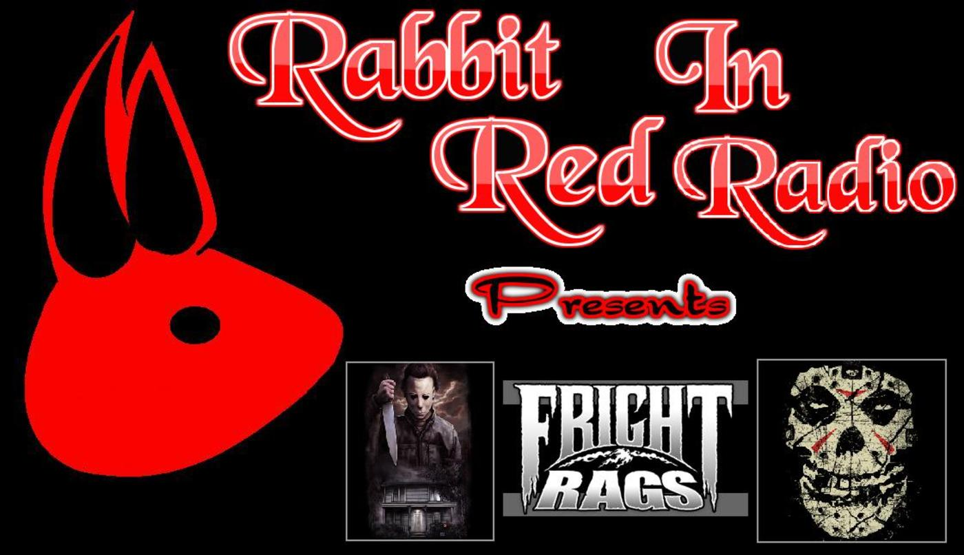 Fright Rags Interview Ben Scrivens - Rabbit In Red Radio