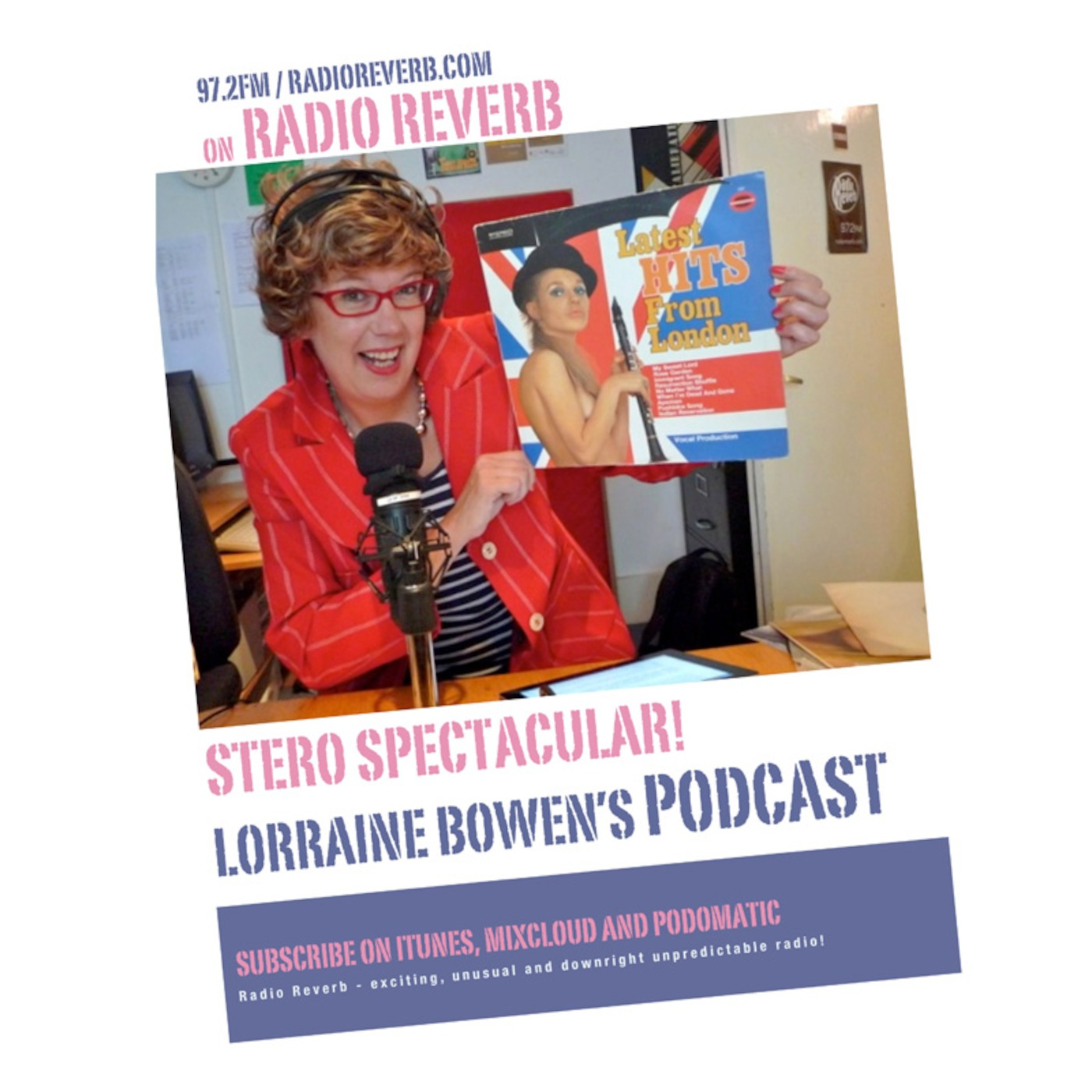 Lorraine Bowen's Stereo Spectacular