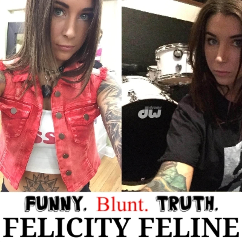 FBT Episode 44- Felicity Feline! (Musician, Adult Film Star, Writer) #felicityfeline #interview